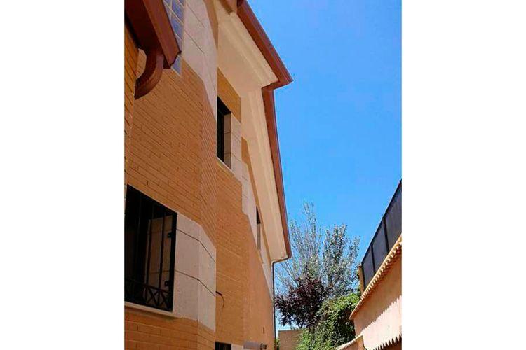 Canalones para casas en Ciudad Real