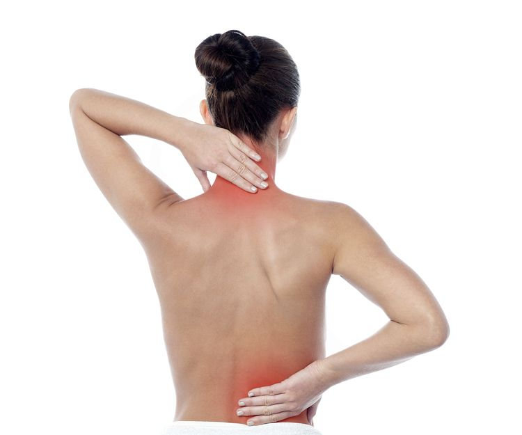Medicina alternativa para el dolor de espalda
