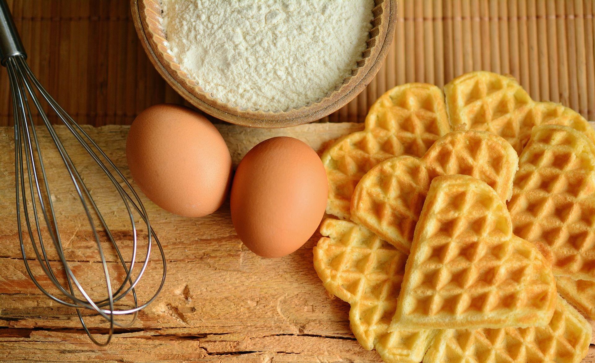 Huevos camperos categoría 1
