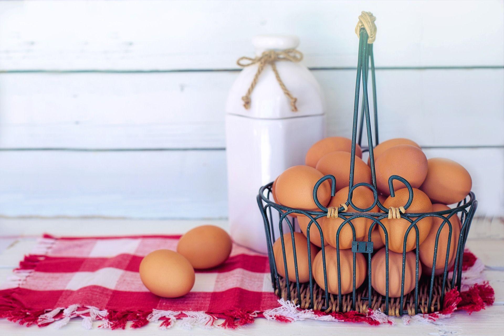 Venta de huevos para hostelería y particulares