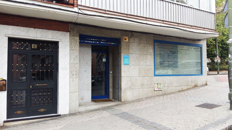 Antenas y videoporteros en Arturo Soria, Madrid