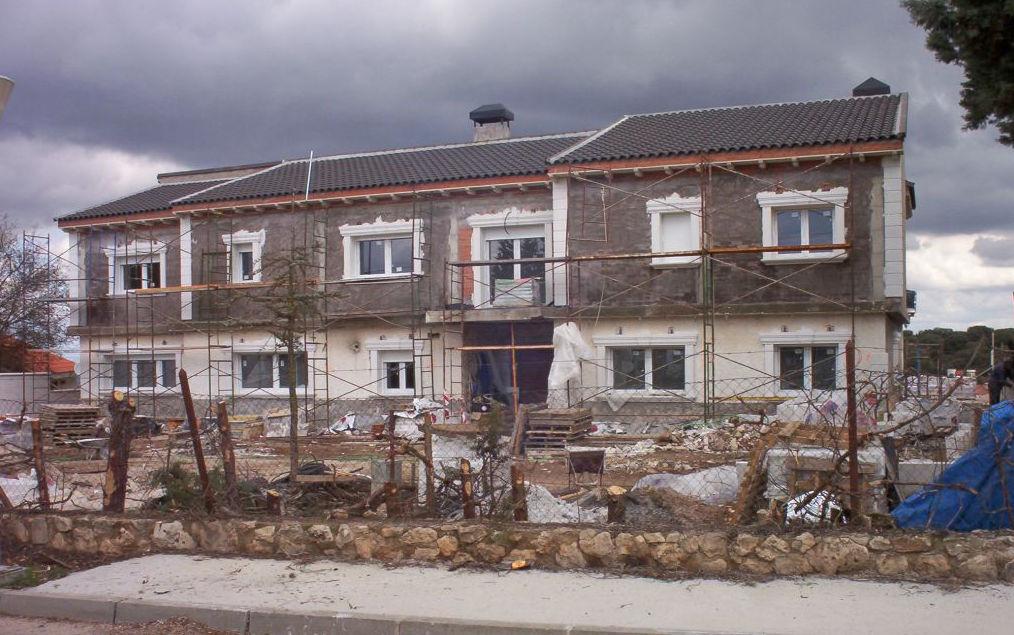 Reforma integral de vivienda