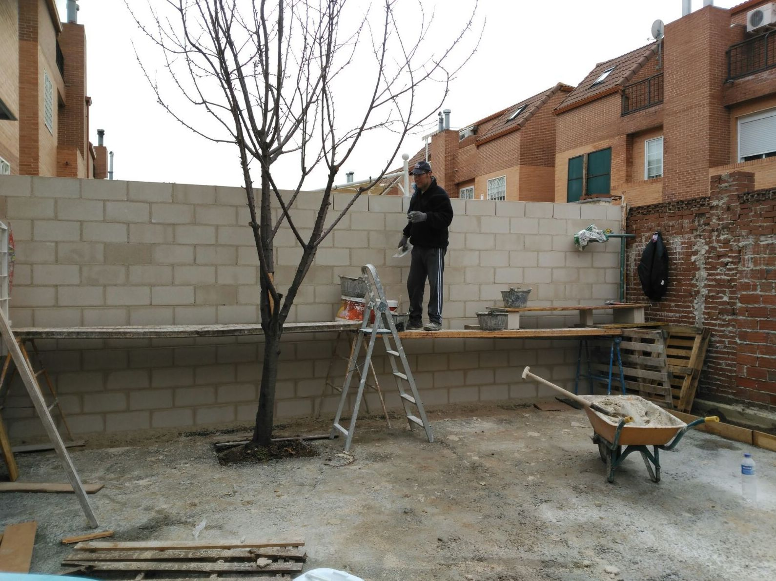 Foto 12 de Albañilería y reformas en Guadalajara | REFORMAS JOYFER  José Fermin del Rio Diaz