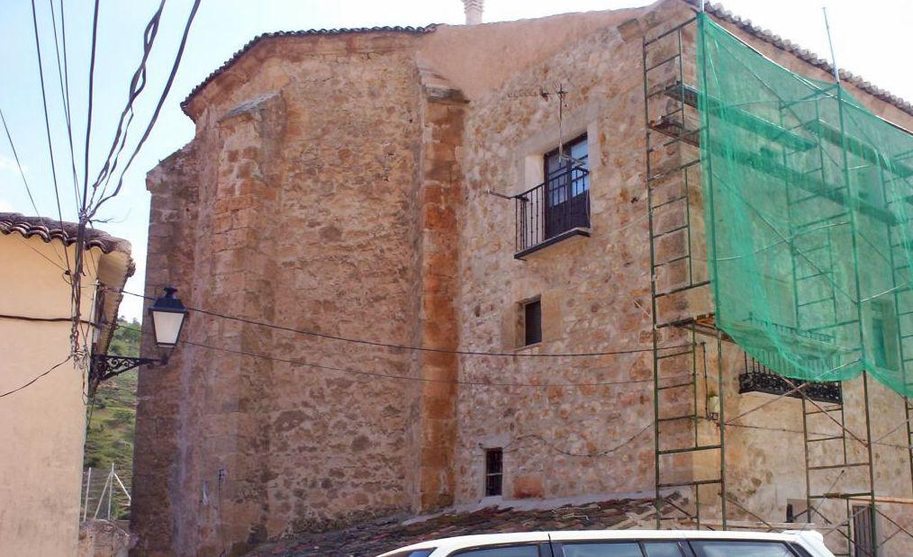 Rehabilitación de fachadas de piedra