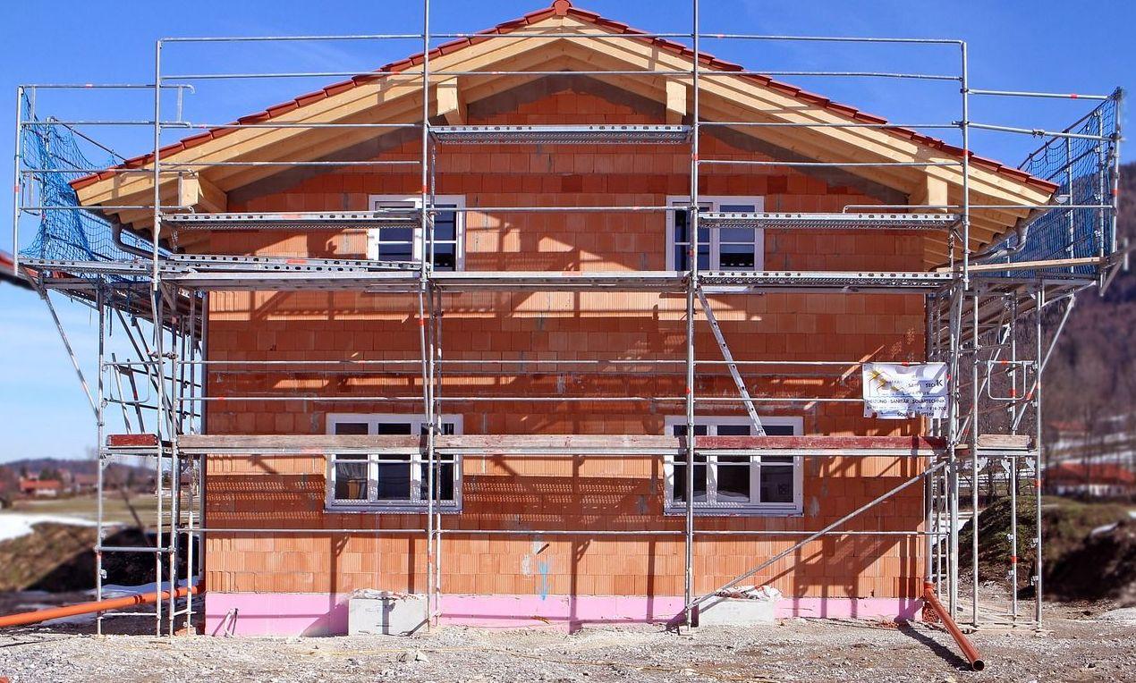 Restauración de fachadas.