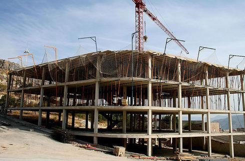 Estructura: Servicios de Construccions Barceló Bordoy