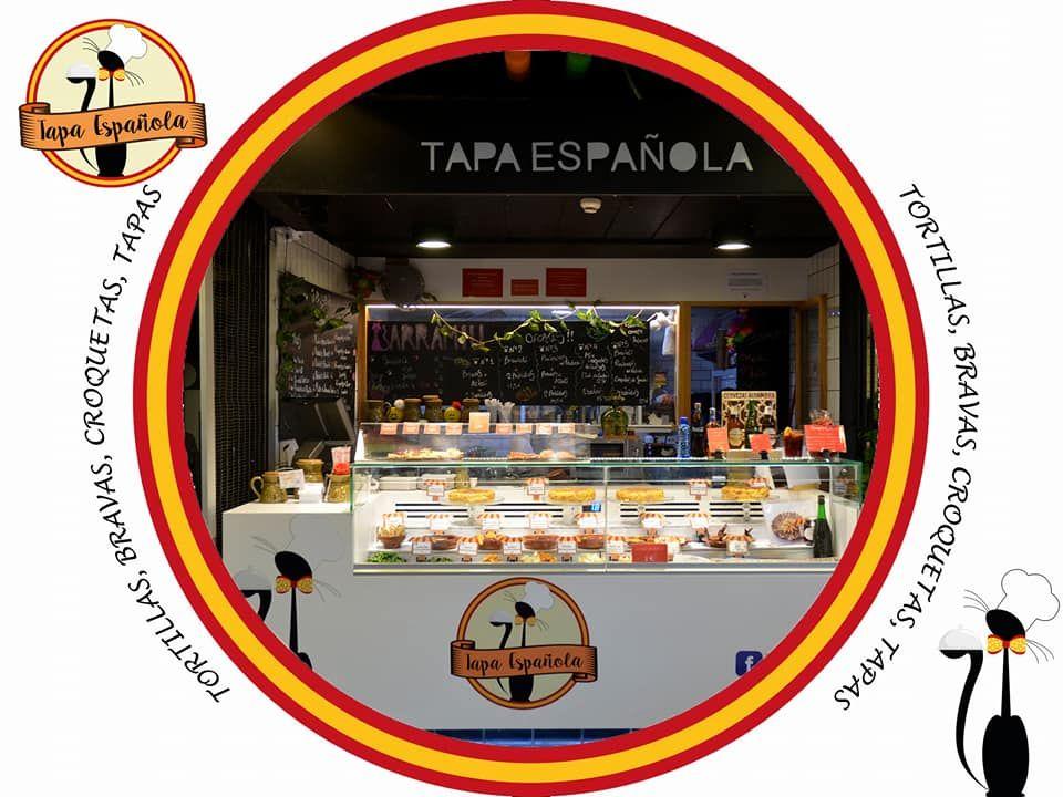 Cocina española en Chueca