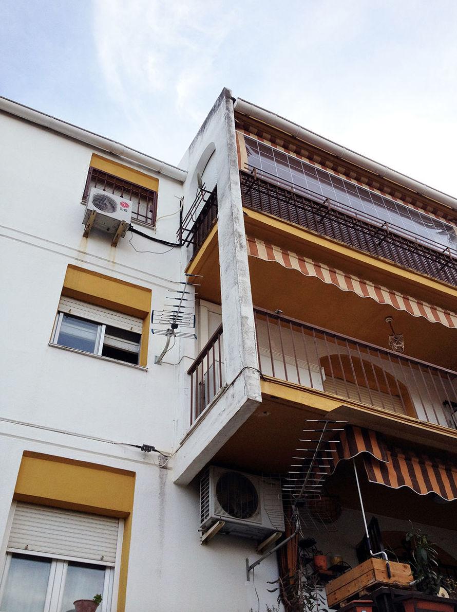 Impermeabilización de fachadas y azoteas