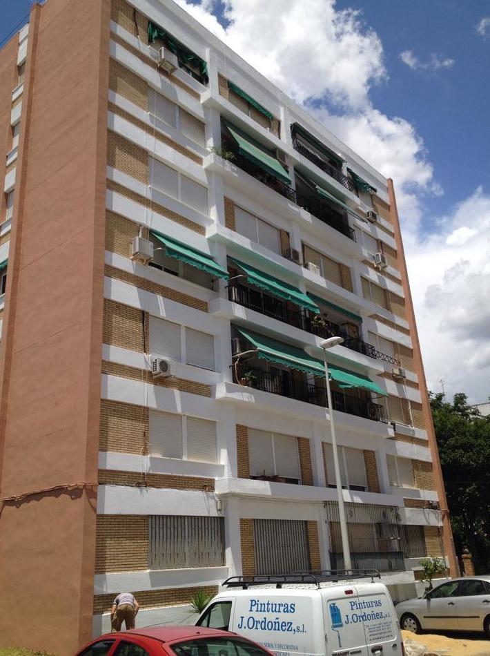 Pintar fachadas Cordoba