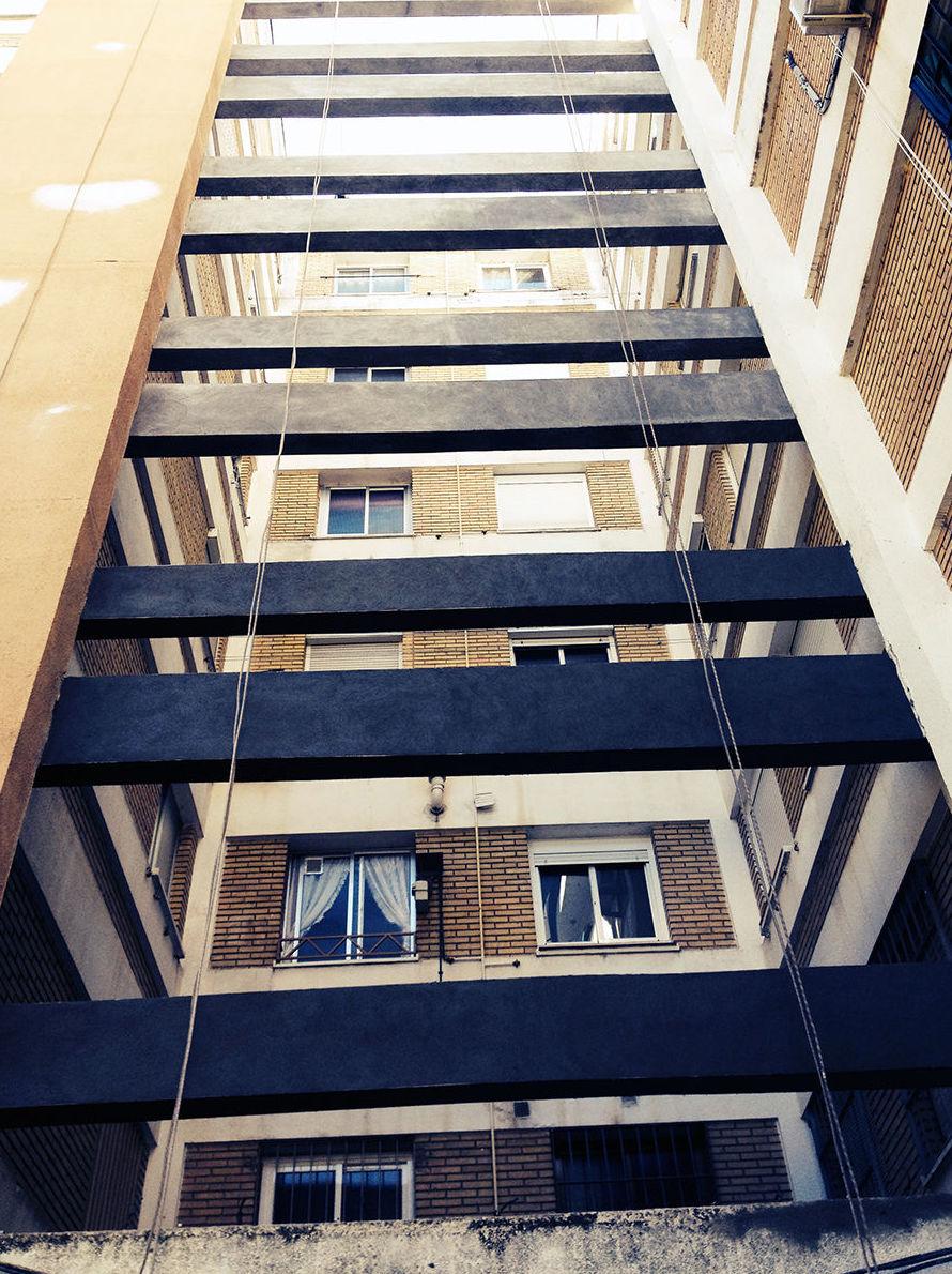 Todo tipo de trabajos en fachadas sin andamios