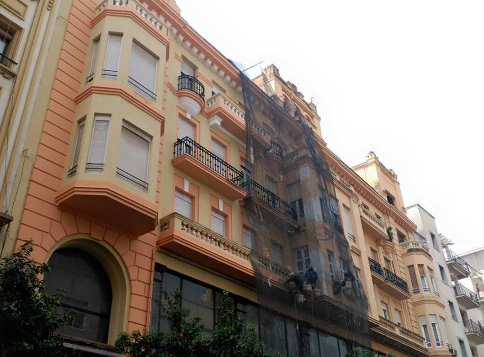 Impermeabilización de fachadas en Córdoba