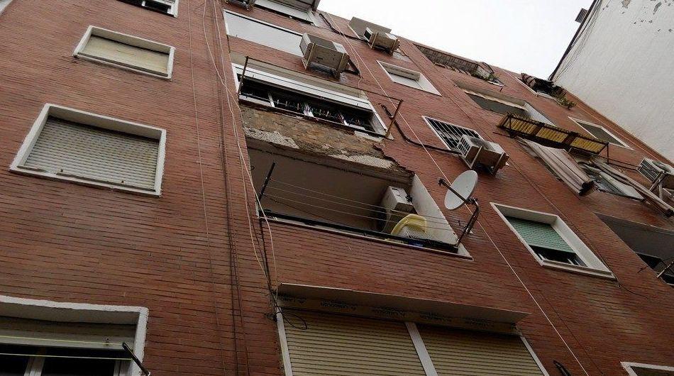 Trabajos de albañilería sin andamios en Córdoba