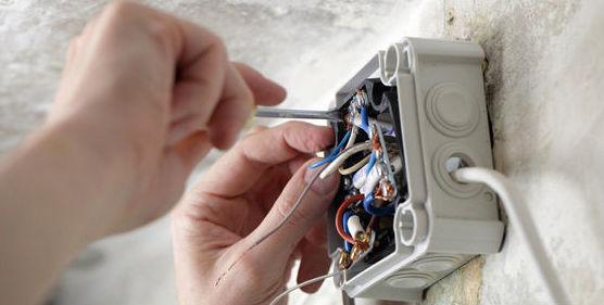 Electricidad: Servicios de Pinturas J. Ordóñez