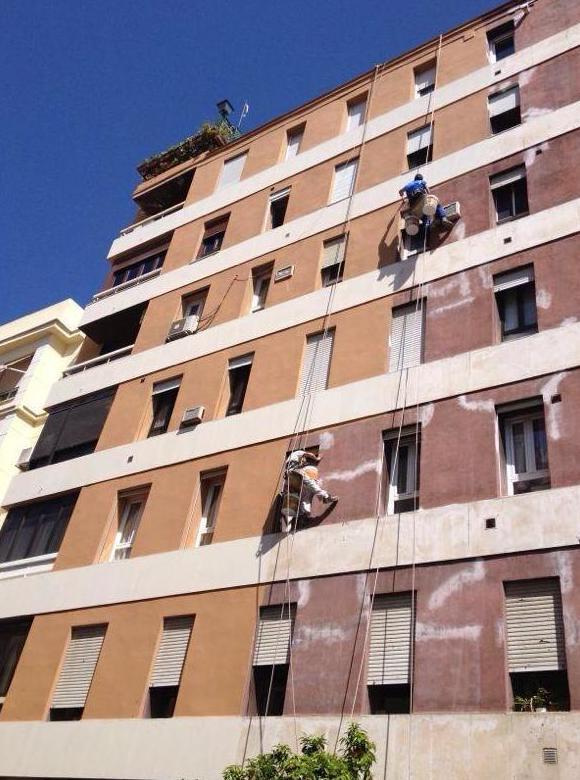 Limpieza de fachadas Cordoba