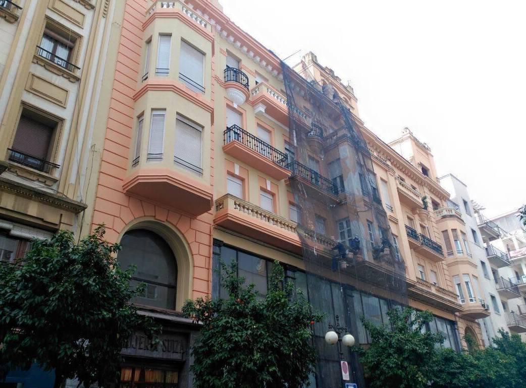 Rehabilitación de fachadas Córdoba