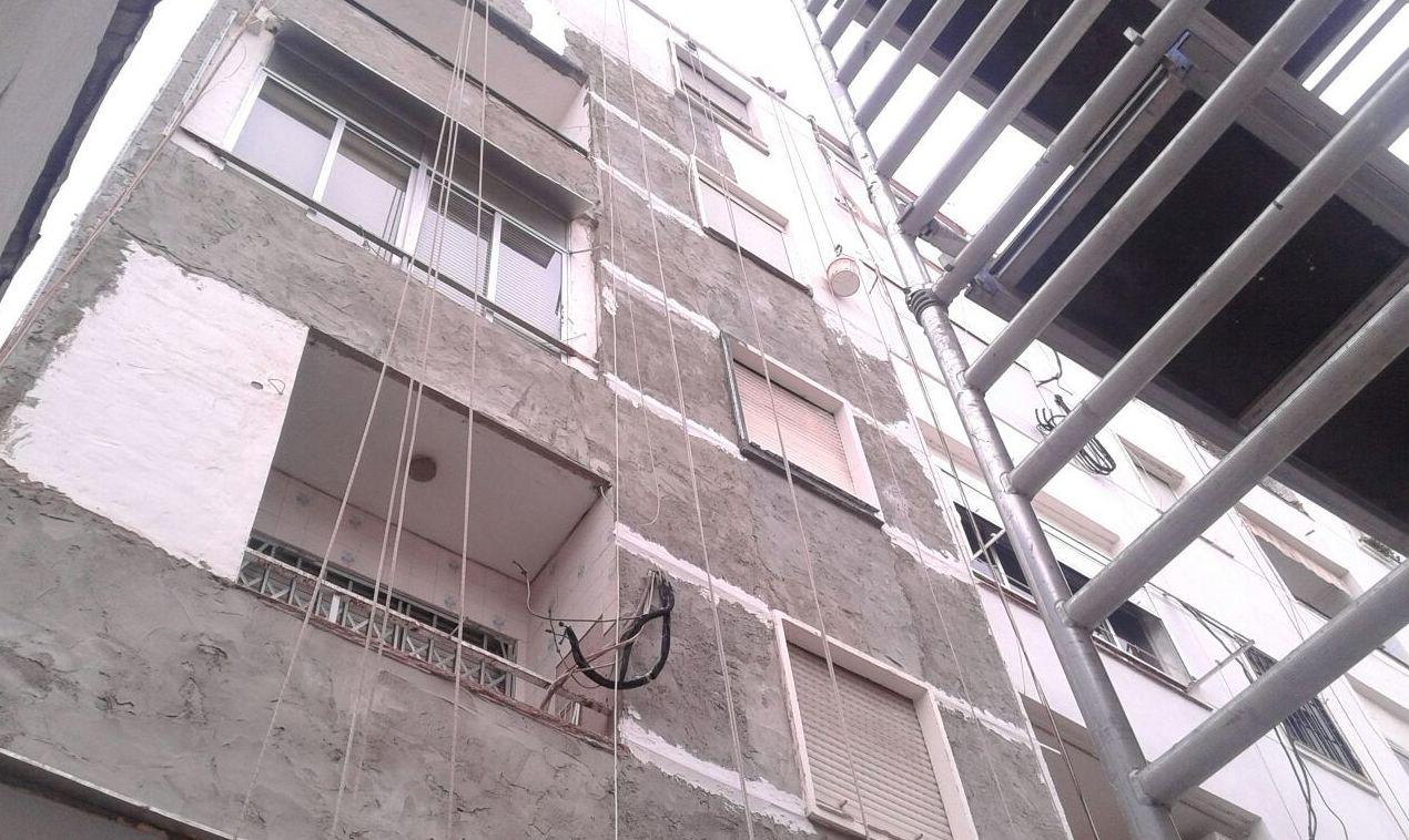 Rehabilitaciones y revestimientos de fachadas