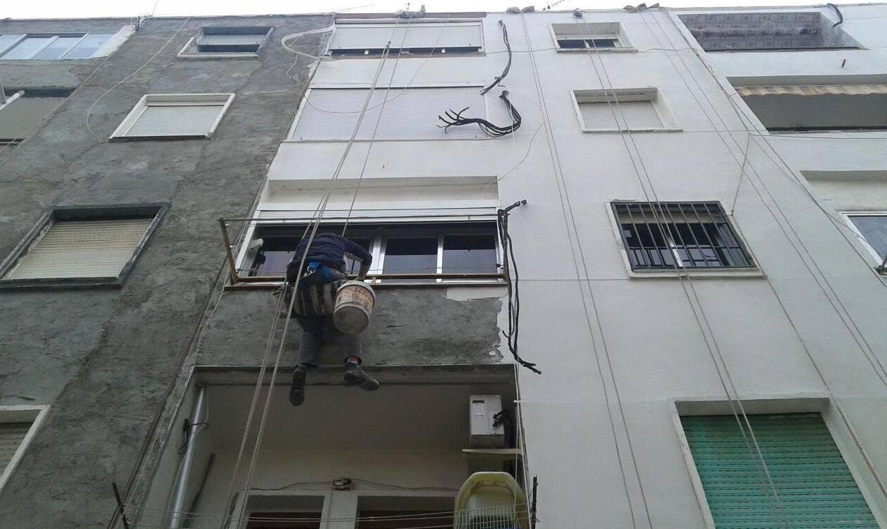 Especialistas en pintura de edificios en Córdoba
