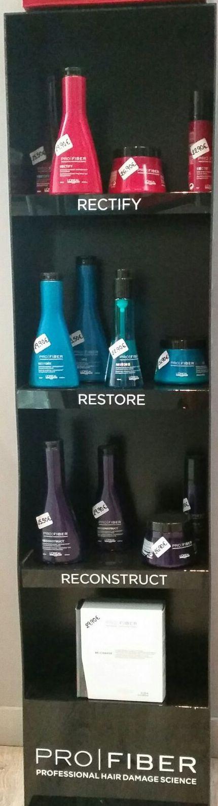 Pro Fiber L'Oréal: Servicios de Marce Peluqueros