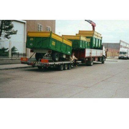 Especialidad: Nuestros productos de Transportes Pesquera