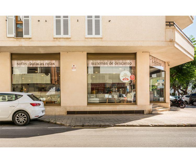 Nuestra tienda en Pollença con los mejores sistemas de descanso