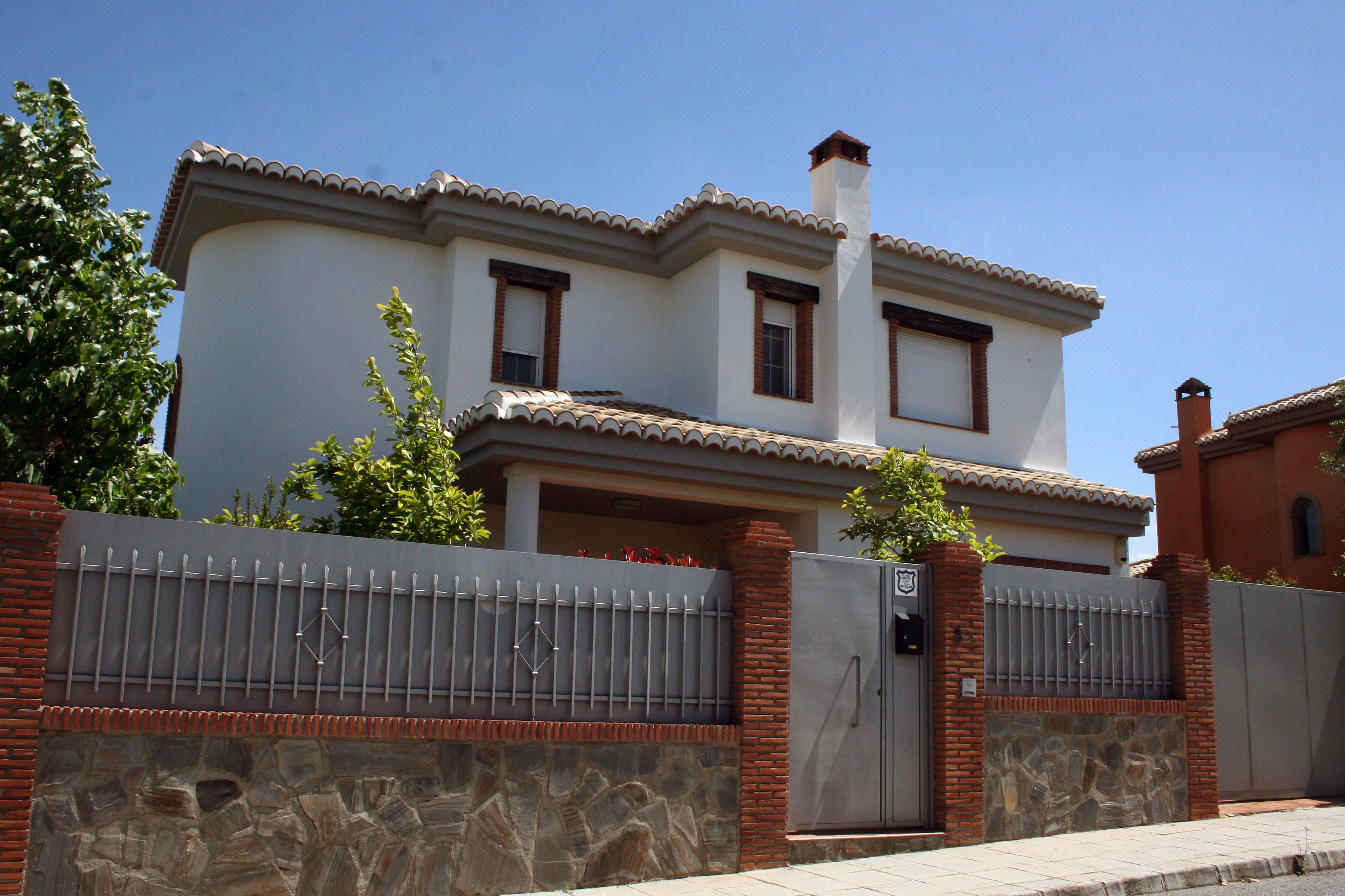 Construccion de viviendas en Granada