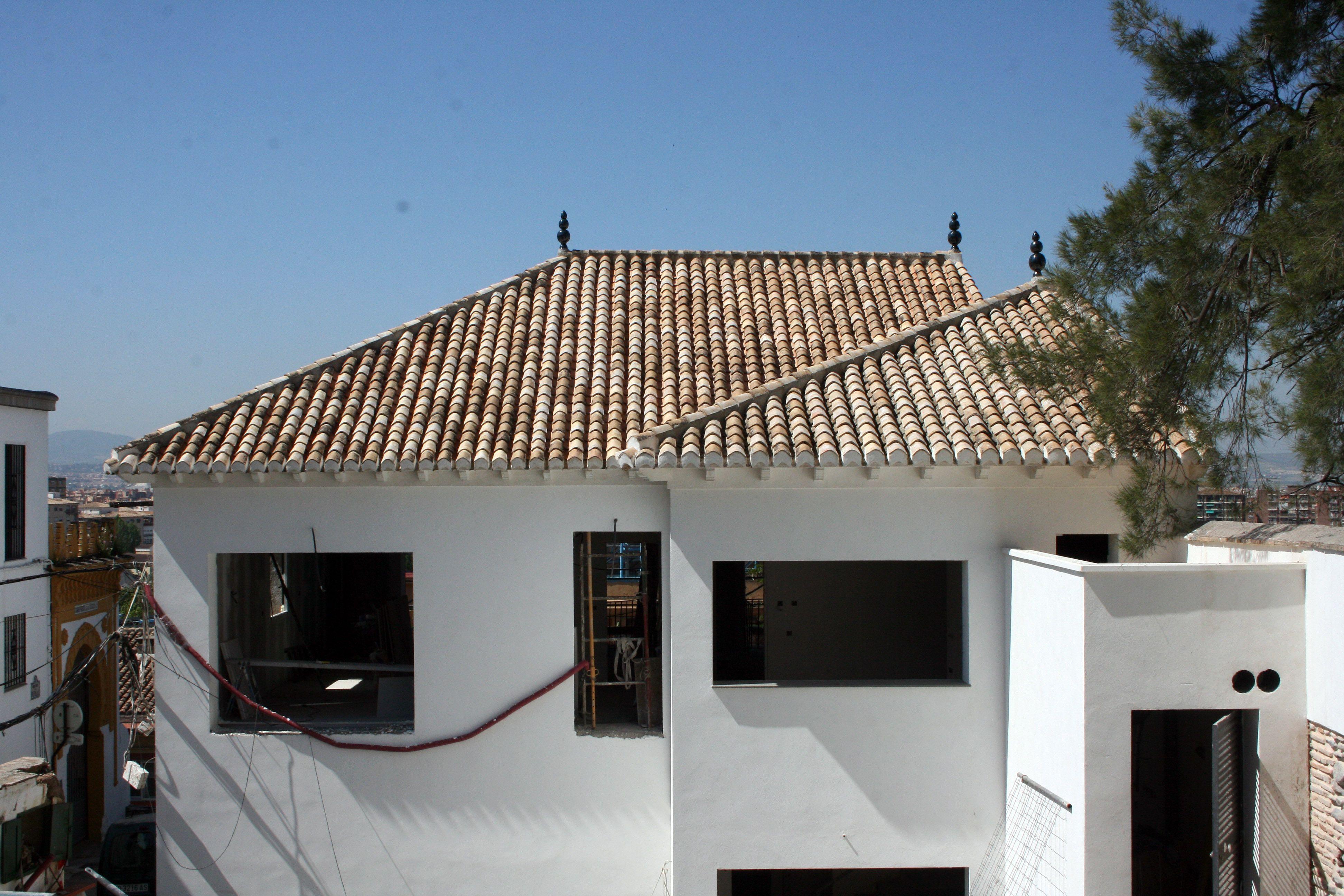 Obras de rehabilitación en Granada