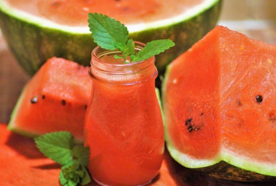 Zumos y smoothies sanos y naturales