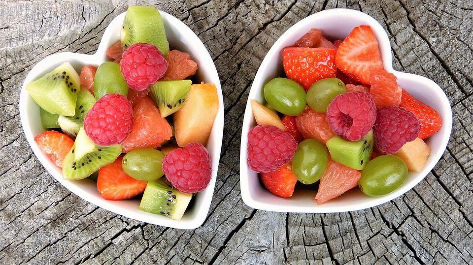 Frutas frescas para zumos y smoothies