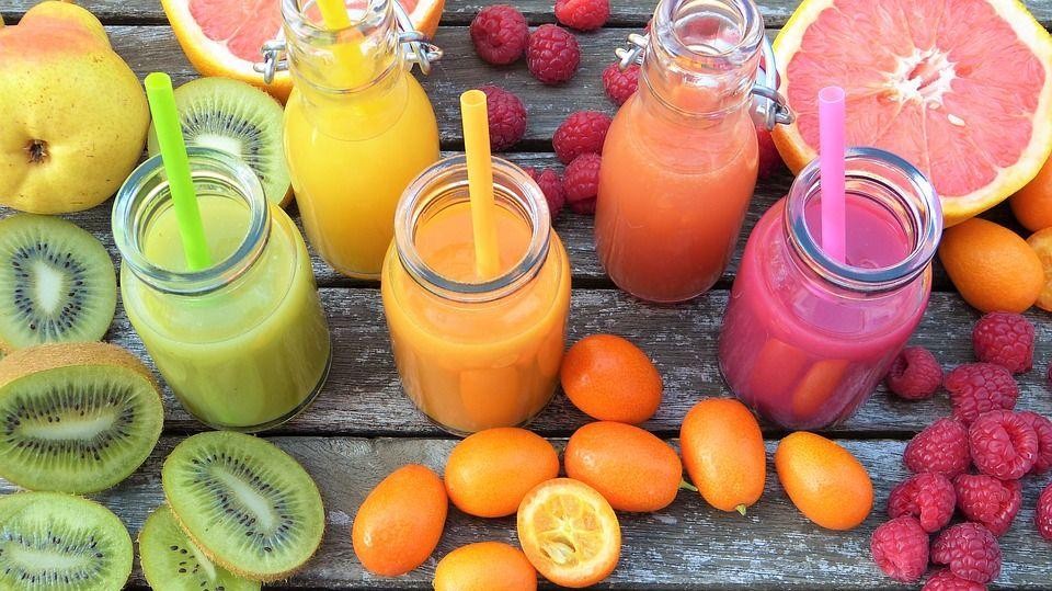 Smoothie (Orange Blossom): Carta de Kiwio Juice Bar