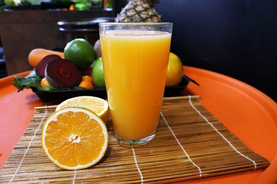 Tropical  Blend: Carta de Kiwio Juice Bar