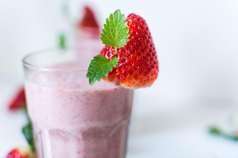 Smoothie (Berry Punch): Carta de Kiwio Juice Bar
