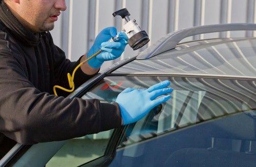 Reparación de lunas: Servicios de Solar Glass
