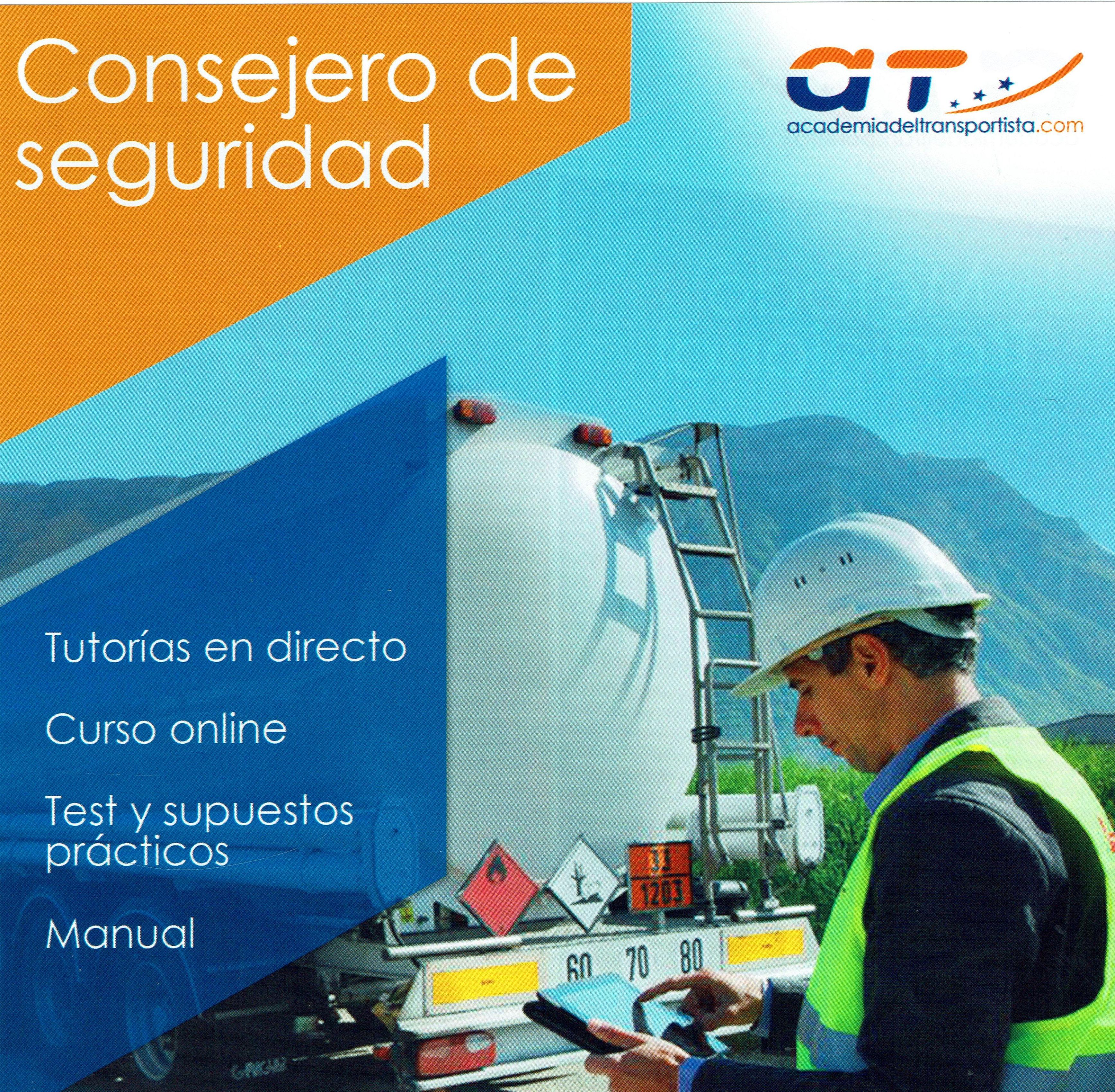 curso consejero de seguridad mercancias peligrosas: CATÁLOGO de Autoescuela San Cristóbal