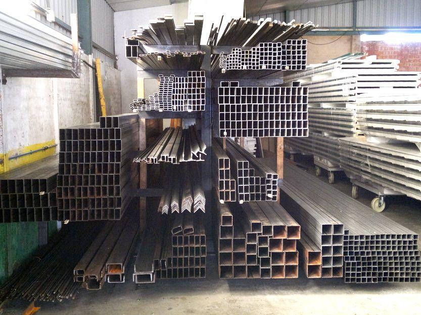 Almacén de hierros en Malagón, Ciudad Real