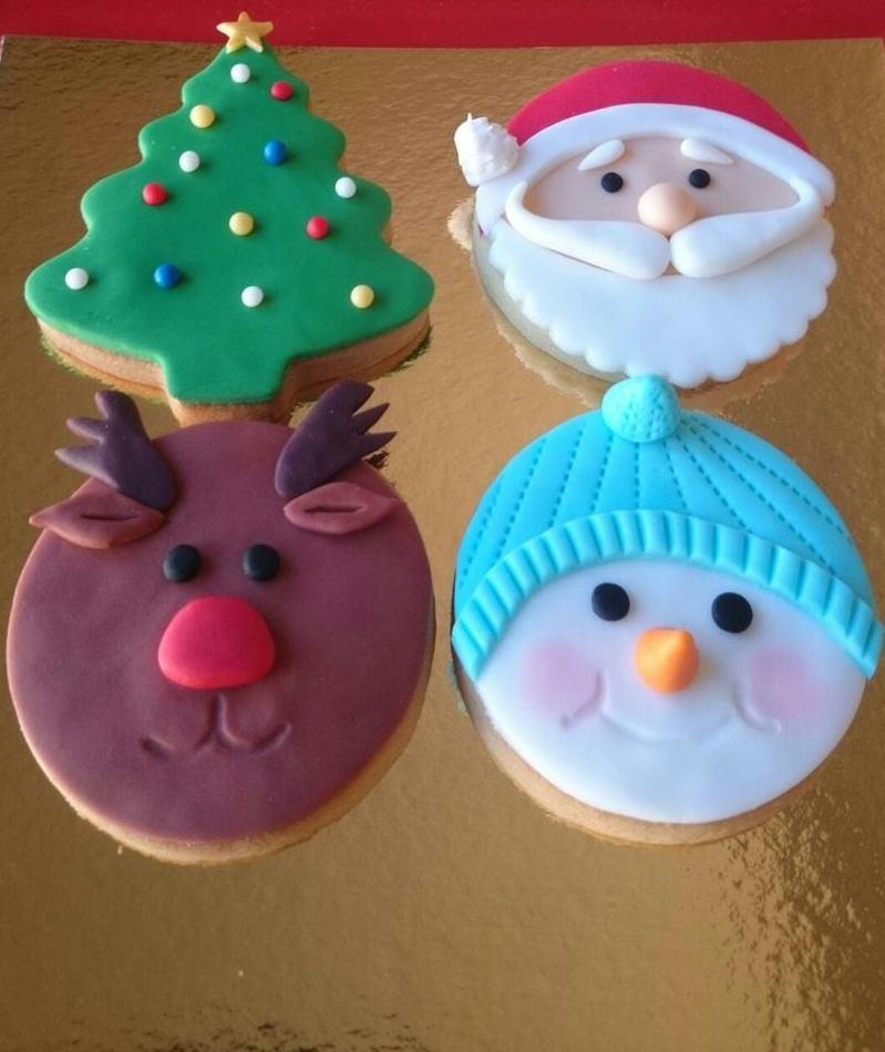 Taller de galletas navideñas