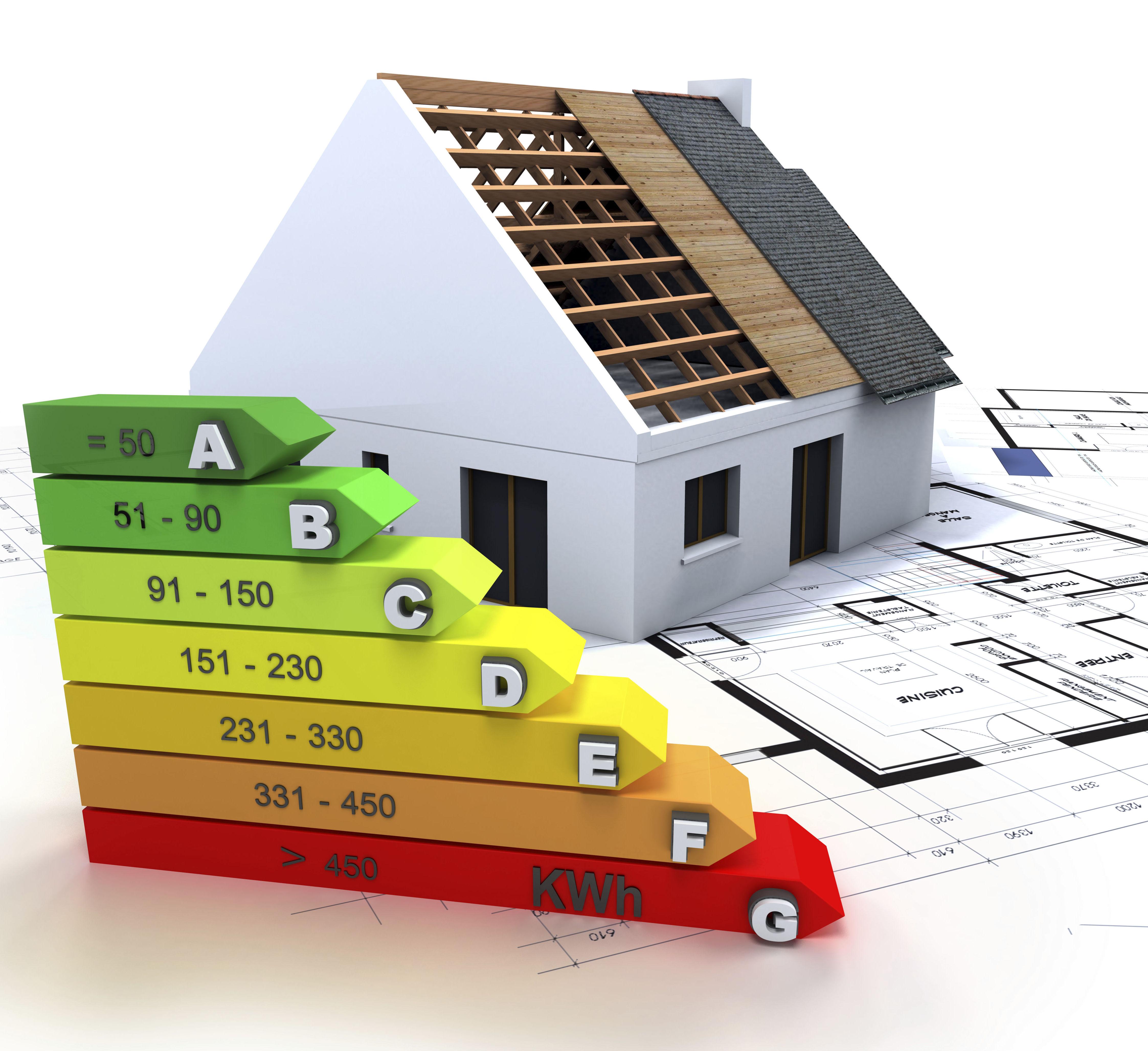 Certificados energéticos de viviendas y edificios