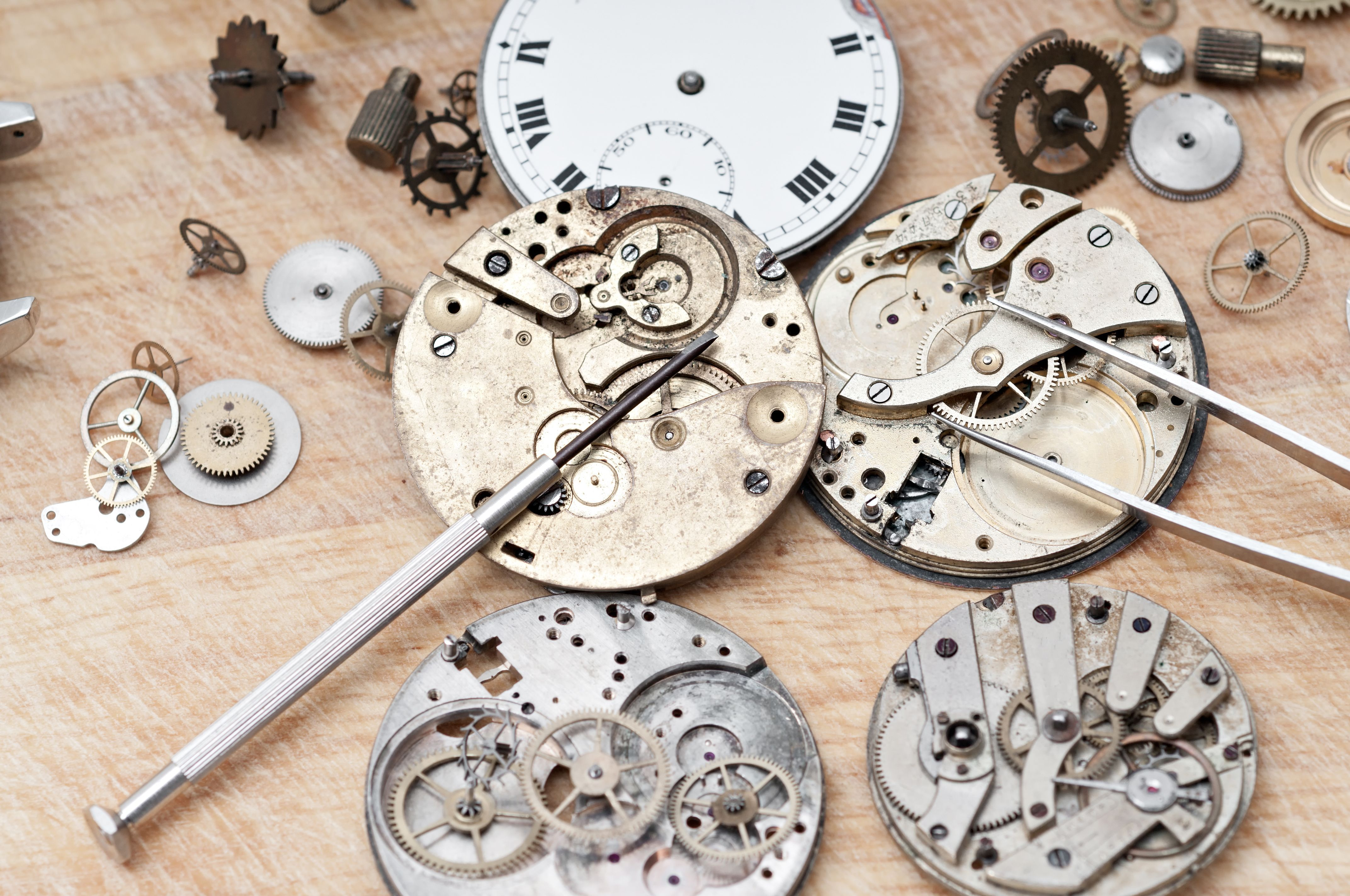 Reparación de relojes: Productos de Relojería Sánchez