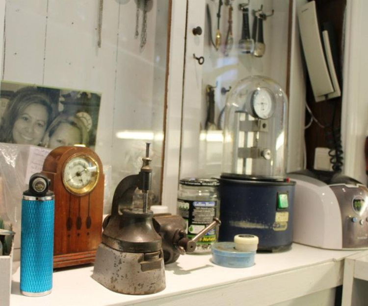 Venta, reparación y restauración de relojes en Valencia