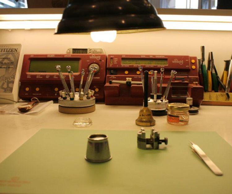Reparación de relojes en Valencia