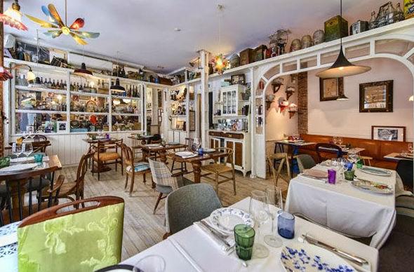 Restaurante en Leon