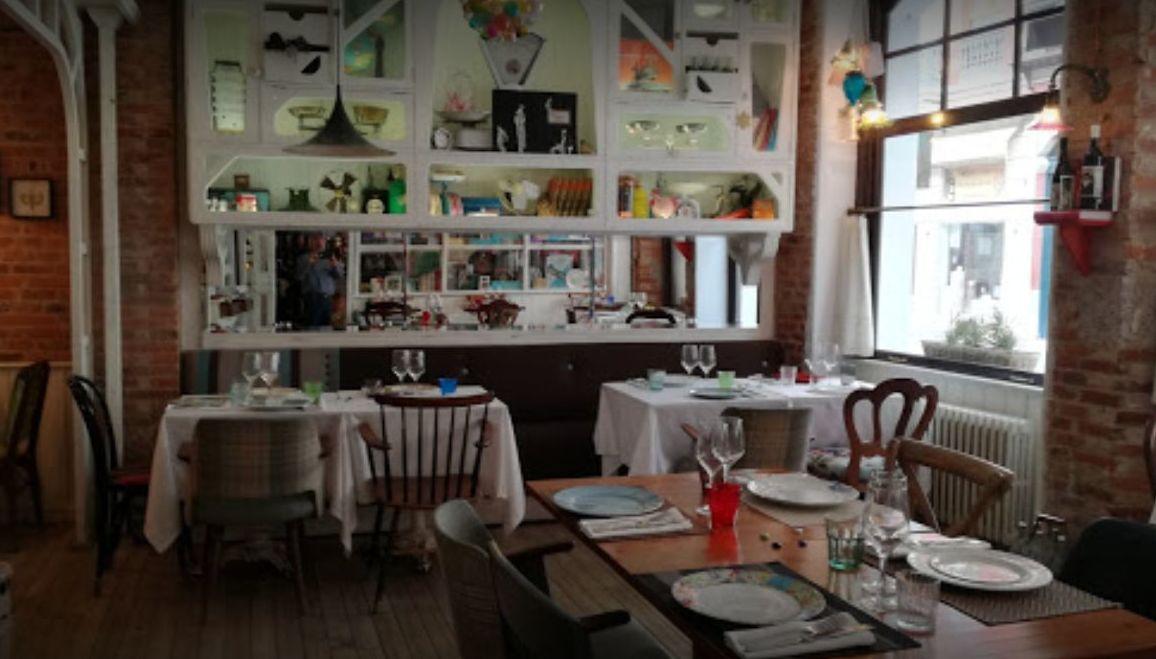 Restaurante cocina creativa León