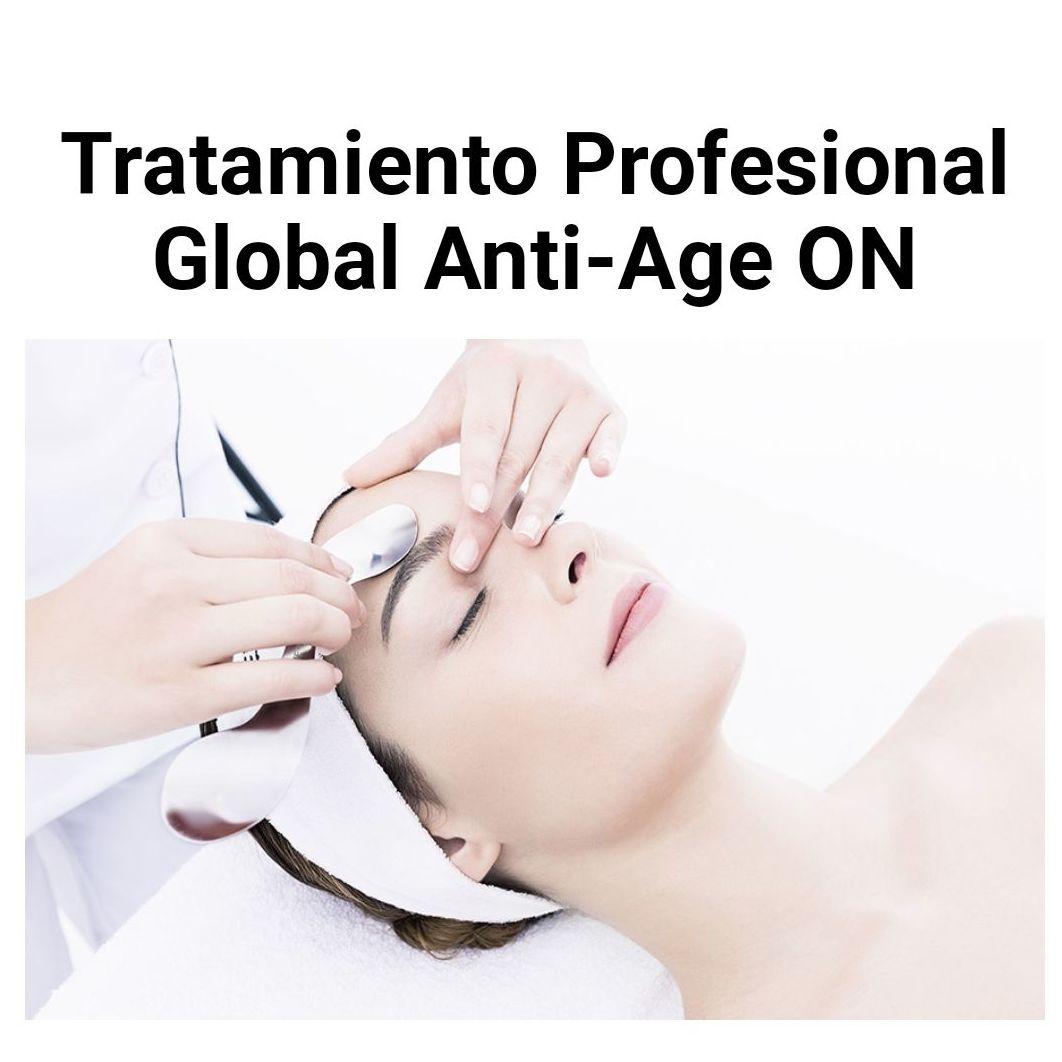 Tratamiento global Anti-Age On: Servicios y tratamientos de Centro de Estética Esmeralda Duc