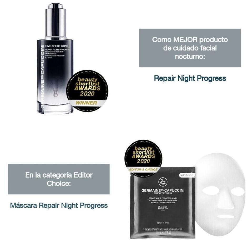 Premios Beauty Shortlist Awards 2020
