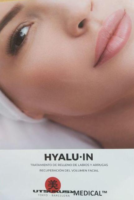 Tratamiento Hyalu In: Servicios y tratamientos de Centro de Estética Esmeralda Duc