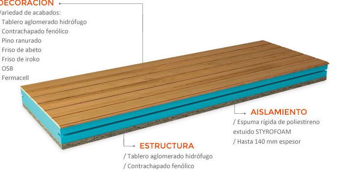Thermochip: Productos y servicios   de Maderas Fernández Garrido