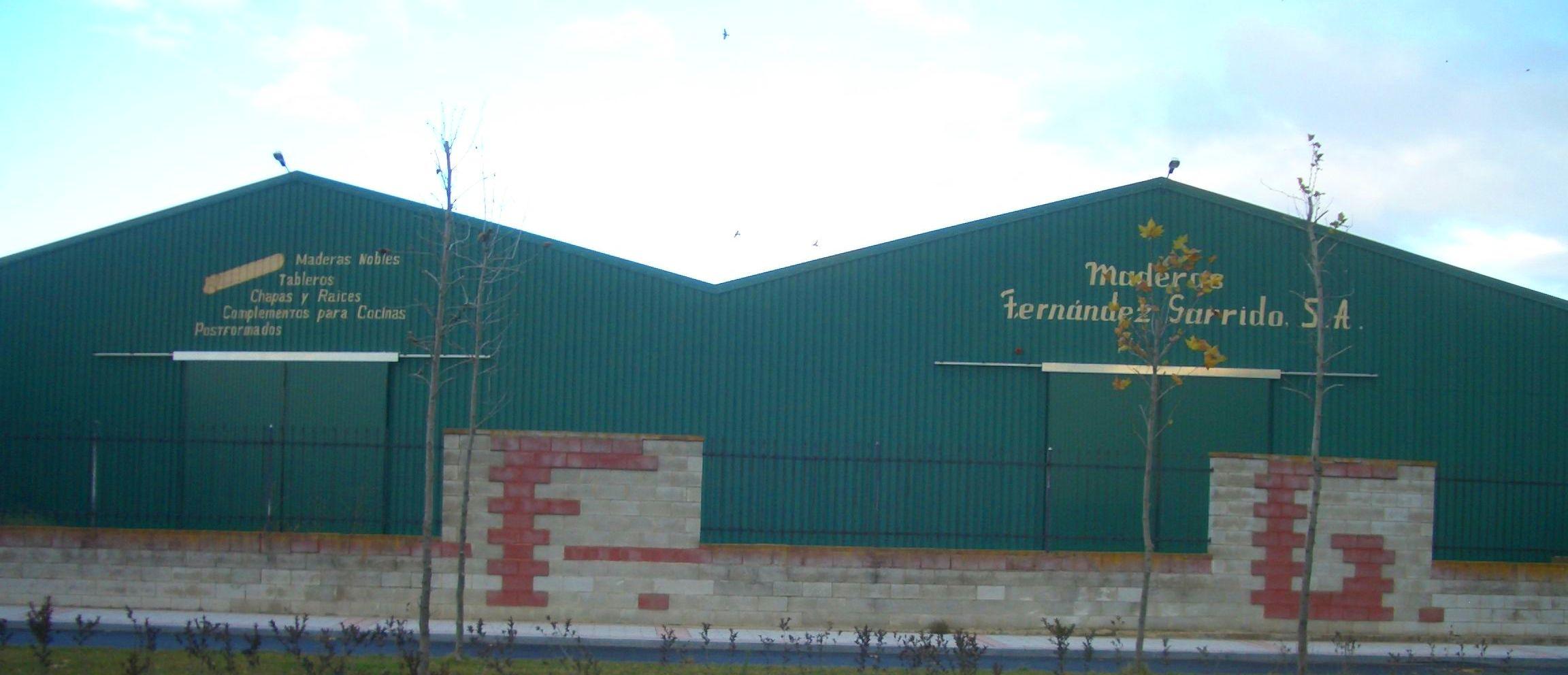 Foto 1 de Maderas en Medina del Campo | Maderas Fernández Garrido, S.A.