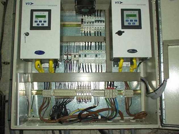 Cuadros eléctricos: Servicios de Niborcontrol