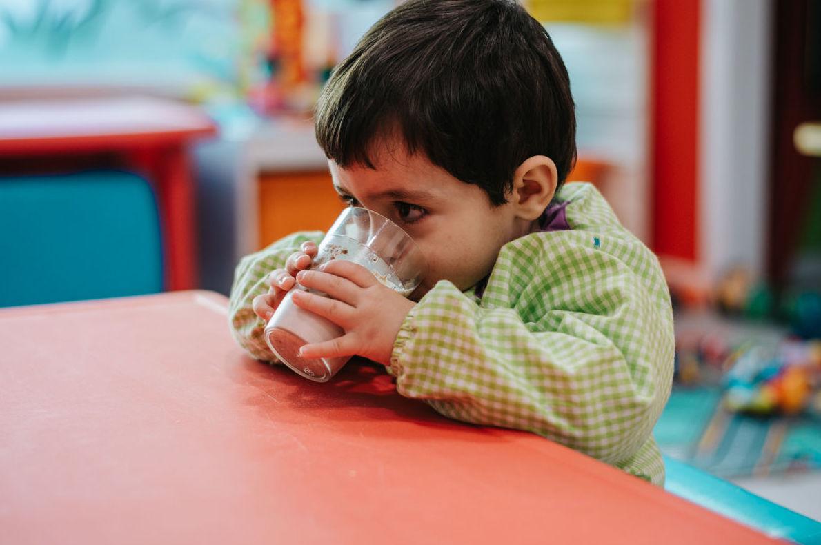 Horario: Servicios de Escuela Infantil Pequeños Gigantes