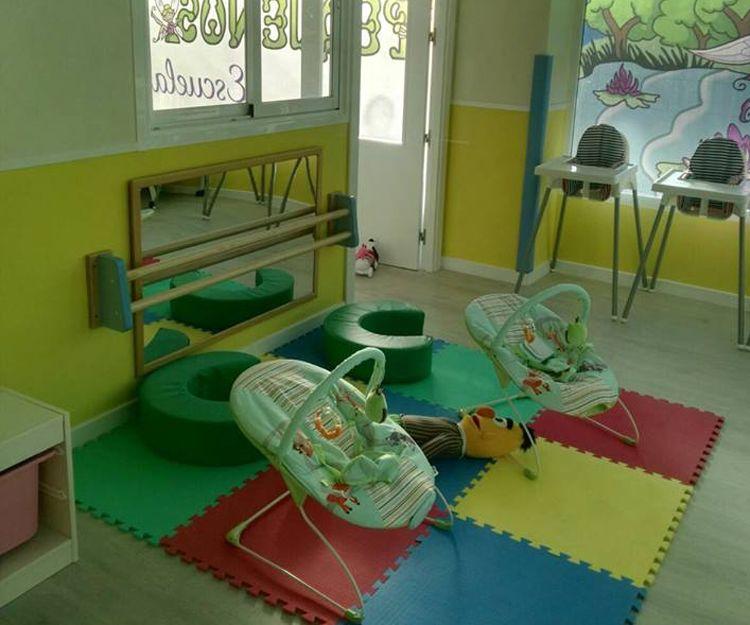 Guardería y escuela infantil