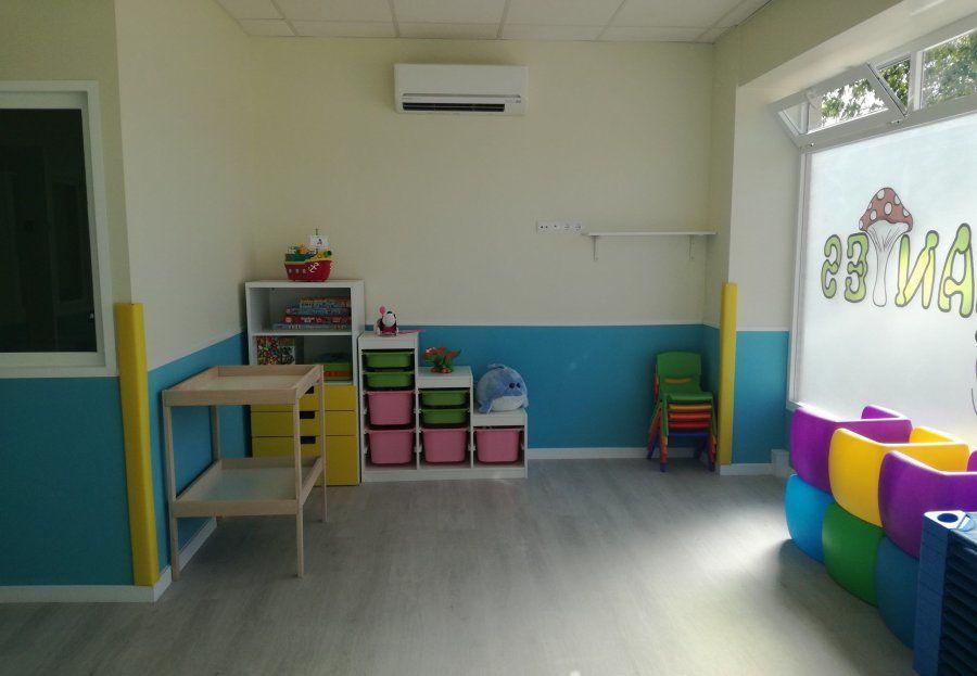 Nuestras instalaciones: Servicios de Escuela Infantil Pequeños Gigantes